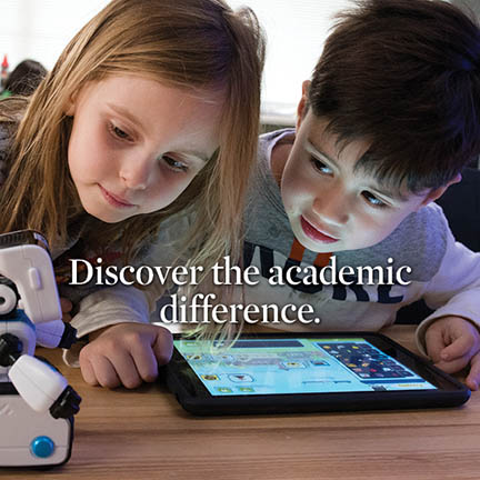 King School - Discover the Academic Difference